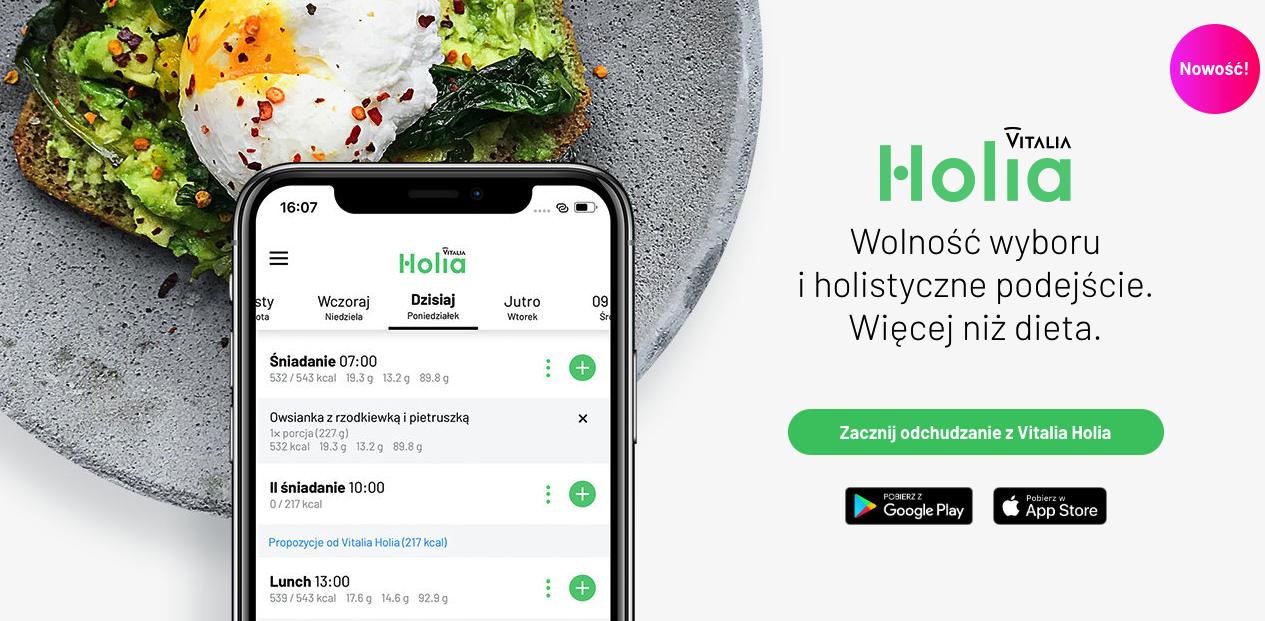 dieta Vitalia Holia